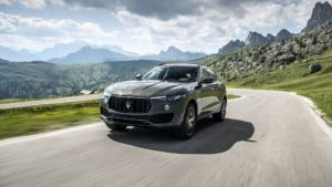 Luxury Car Maserati Levante